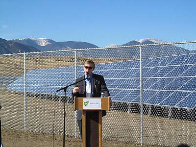 Community Solar Colorado Springs