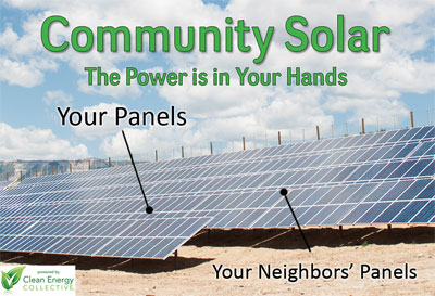Community Solar: The Power is in Your Hands