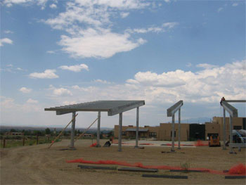 Community Solar Array