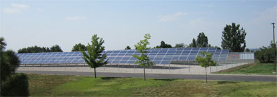 PVREA Community Solar Farm