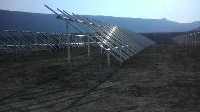 SMPA Community Solar Farm - Colorado